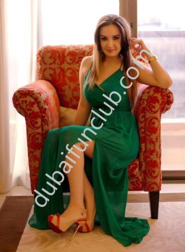 Dubai escort Lucia