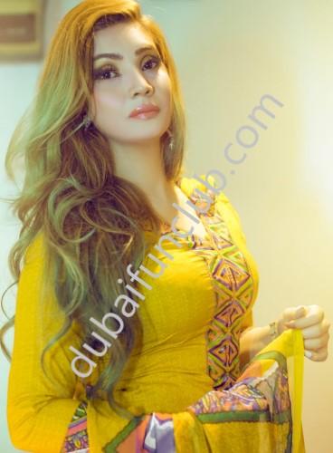 Dubai escort Lina