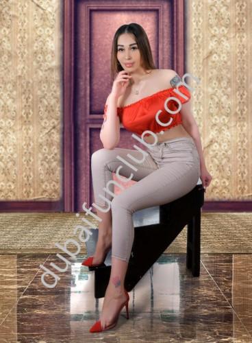 Dubai escort Mila