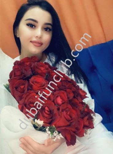 Dubai escort Elina